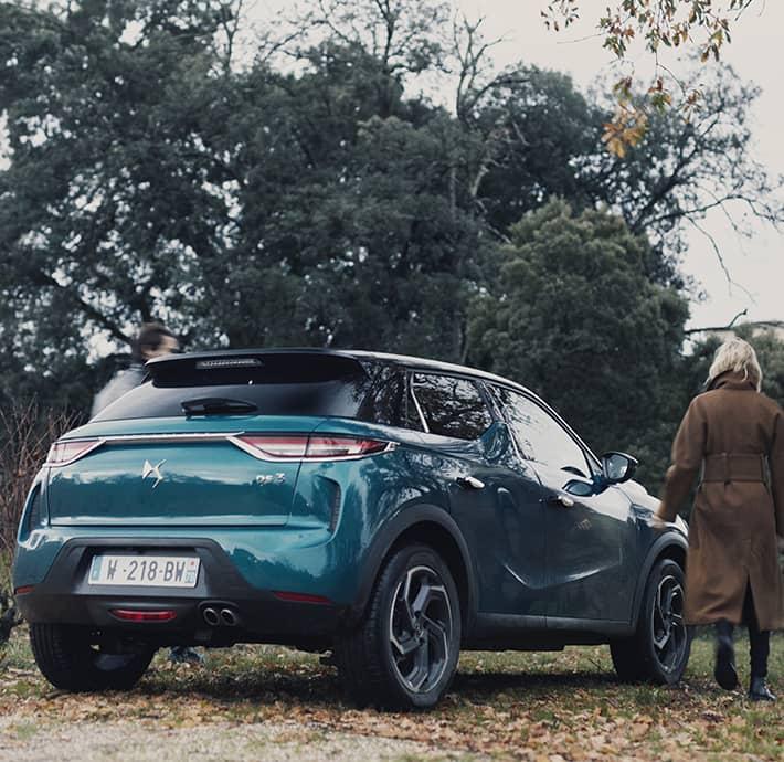 couleurs DS 3 CROSSBACK Valence - Romans, découvrez les couleurs de carrosserie de ce SUV personnalisable