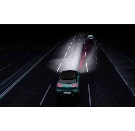 technologie d'aide à la conduite, vision de nuit sur le SUV technologique DS 3 CROSSBACK en Drôme et en Ardèche