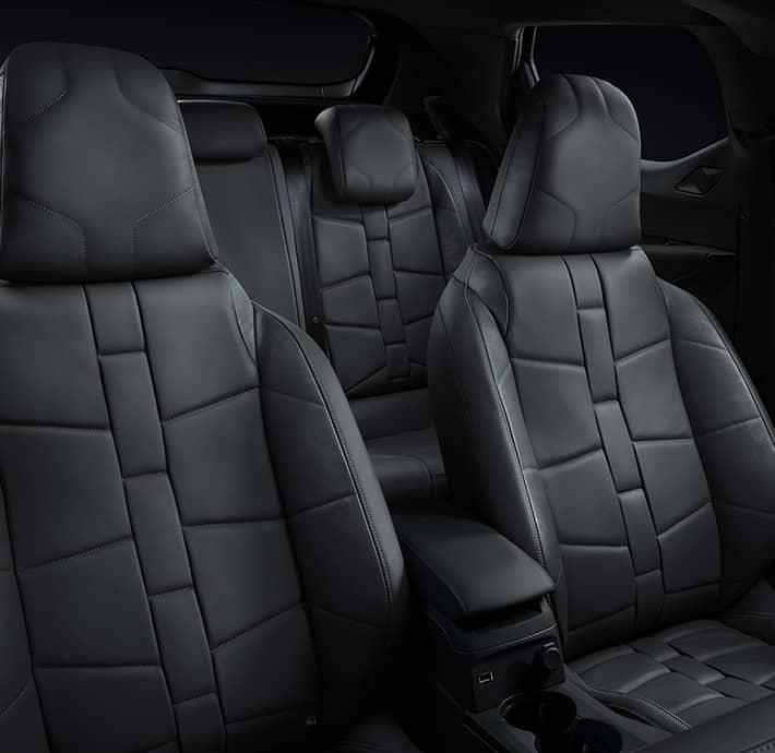 confort intérieur du SUV confortable DS 3 CROSSBACK EN Drôme et en Ardèche
